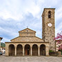 Valdarno: Church of Cascia
