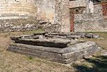 Pieve di Socana, ara Etrusca