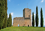 I castelli medievali in Casentino