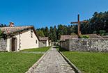 Visit the Camaldoli Hermitage
