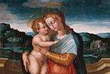 The Giorgio Vasari's works in Camaldoli