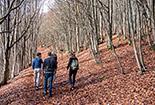 Itinerari trekking Parco Nazionale