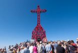 Festa alla croce del Pratomagno
