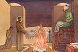 La vita di San Francesco nei dipinti della Verna