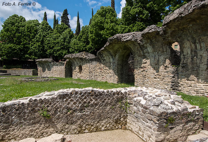 Anfiteatro romano di Arezzo