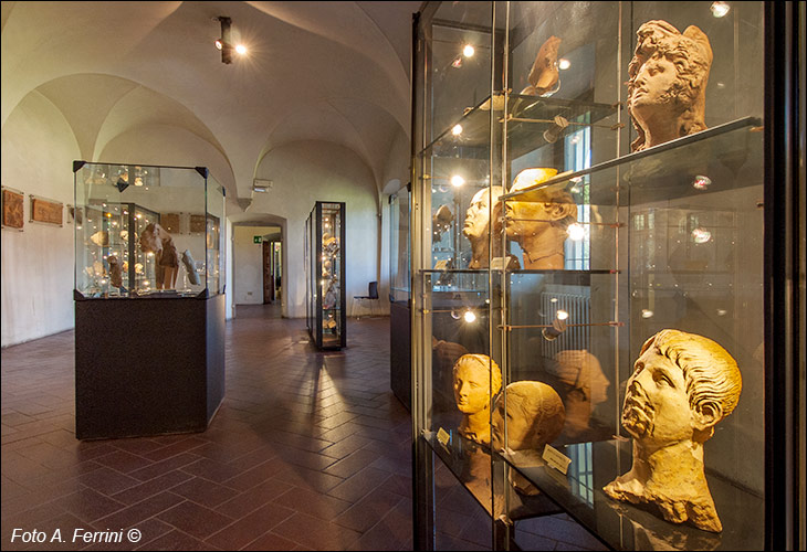 Museo archeologico, Arezzo
