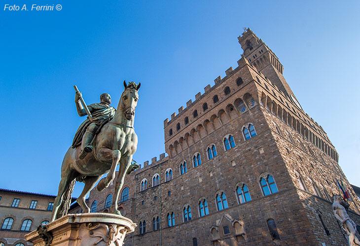 Firenze, Piazza Signoria