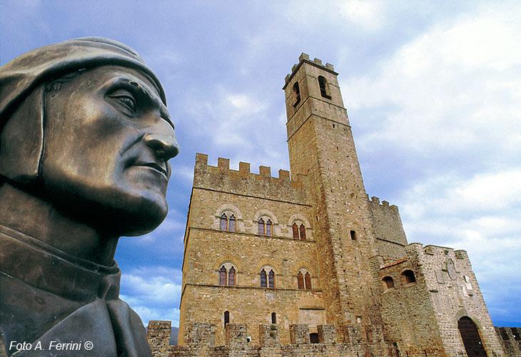 Casentino, luogo di Dante