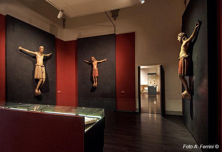 Museo diocesano Arezzo, MUDAS