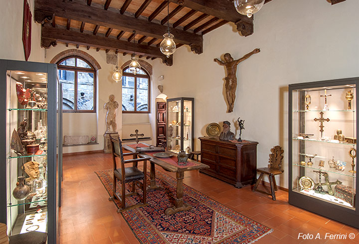 Museo Casa Bruschi. Arezzo