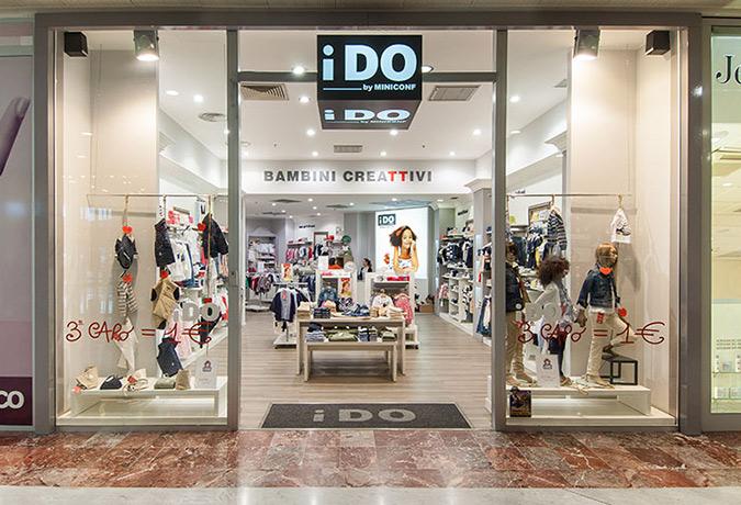 Abbigliamento per bambino i gigli collezione ido for Negozi online design