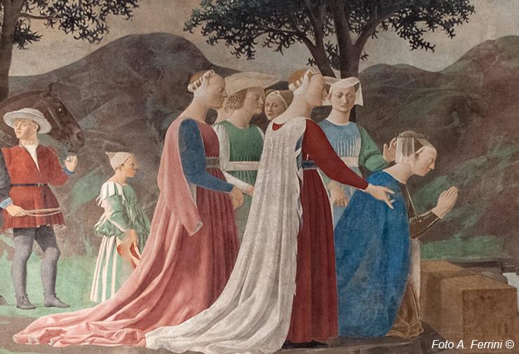 Cappella Bacci, Piero Della Francesca.