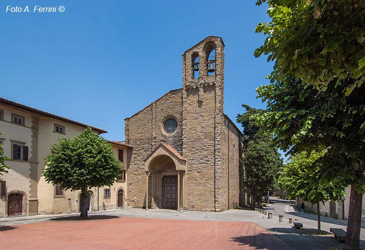 Chiesa di San Domenico, Arezzo