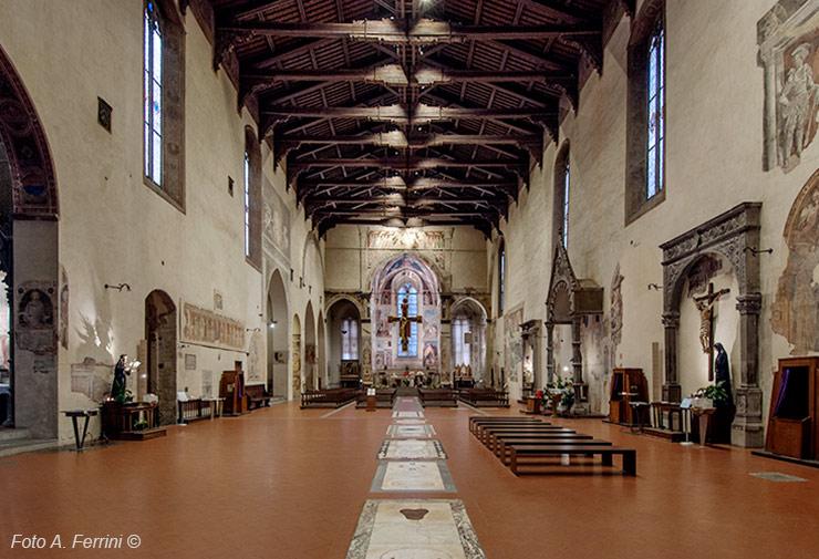 Sant Francis Church, Arezzo